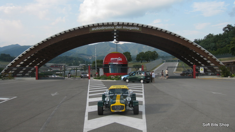 Caterham Weathergear And Accessories For Touring And Track